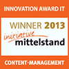 Winner Content Management Systems